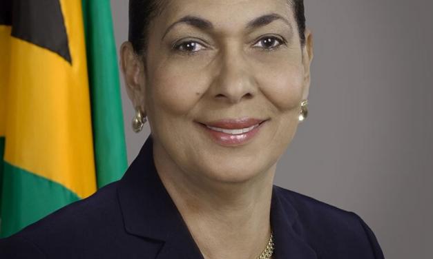 Labour & Social Security Minister Shahine Robinson, 66, Dies At St. Ann Home