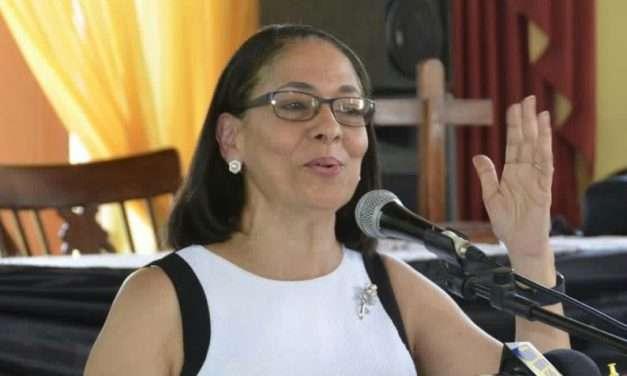In Tears On Friday, Senators Paid Tribute To Shahine Robinson