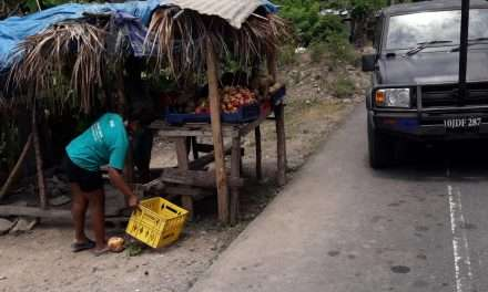 Vendor Concerned About Produce Supply Following St. Mary Quarantine Notice