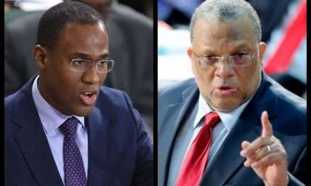 Listen: Clarke, Phillips Clash In Parliament Over Proposed Changes To Fiscal Rules