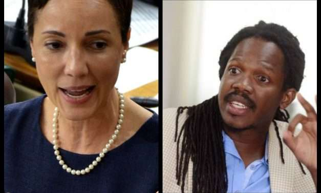 Johnson-Smith, Opposition Members Clash In Senate Over Fate Of J'cans Aboard Cruise Ship