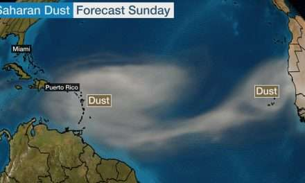 Jamaicans With Asthma & Sinusitis Urged to Take Caution as Saharan Dust Arrives Today