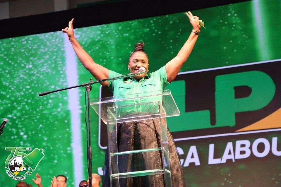 Senator Kerensia Morrison Set To Become JLP's Candidate Caretaker for NE St. Catherine
