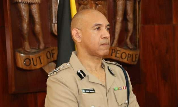 Commissioner Points To Changing Nature of Policing In Jamaica
