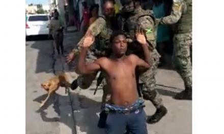 Man Seen in Scuffle with Soldiers to be Declared Person of Interest