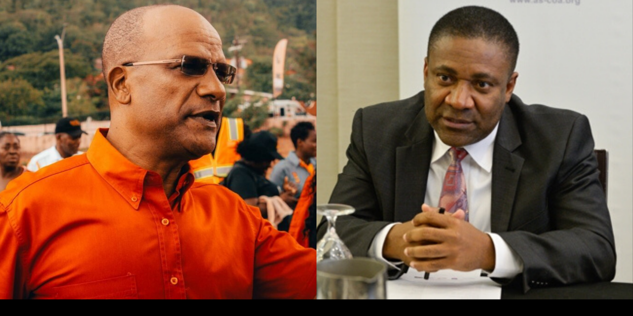 Bunting, Paulwell Appointed Co-directors of PNP Election Campaign