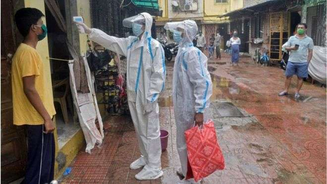 India Surpasses Russia as the Country with the 3rd-Most Coronavirus Infections