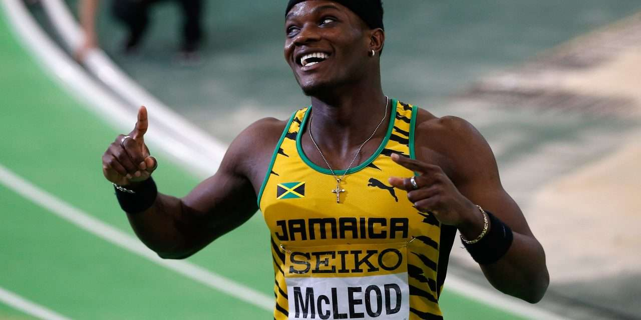 McLeod to Participate in Inspiration Games On Thursday