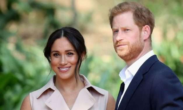 Prince Harry And Meghan Say Countries Including UK Must Right The Wrongs Of Colonialism
