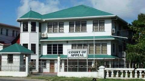Guyana's Court of Appeal Delivers Another Blow to APNU/AFC Bid to Stay in Power