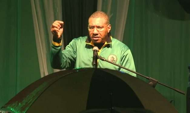 On Campaign Trail, Holness Urges Party Supporters To Adhere to COVID-19 Restrictions