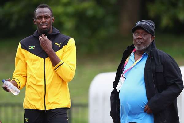Bolt Says He'd Return to Sport Instantly If Coach Glen Mills Calls