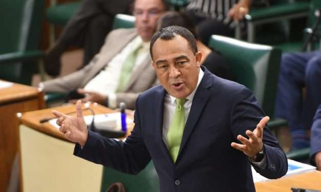 NNN/Bluedot poll: Despite Market Me Controvery, Tufton Is Seen as Best Performing Gov't Minister