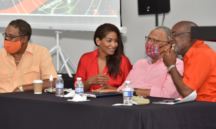 Phillips Defends Lisa Hanna from Critics After DPP Chides Her for Nepotism & Cronyism