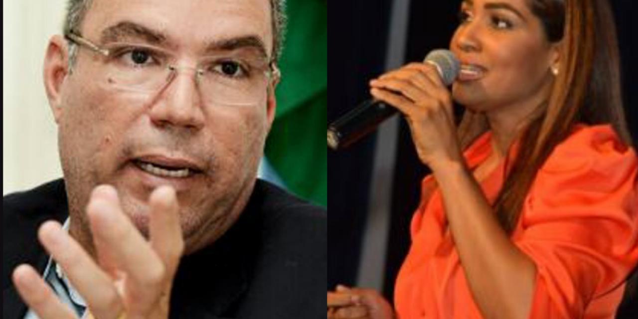 Vaz: PNP President Should Fire Hanna As Campaign Spokesperson