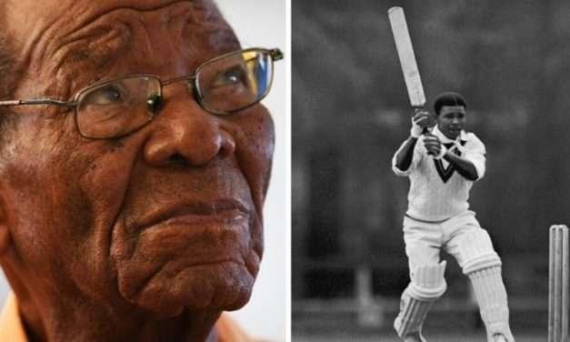 Regional Cricket Bids Weekes Farewell At Funeral Service at Kensington Oval