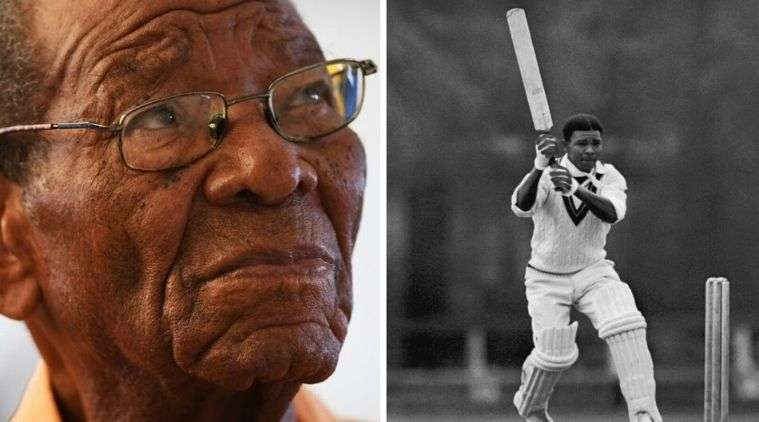 Regional Cricket Bids Weekes Farewell At Funeral Service at Kensington Oval