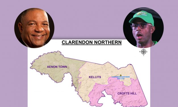 Blue Dot Poll: JLP Enjoying 12-point Lead In Northern Clarendon