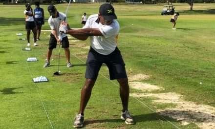 William Knibbs Cops First National Senior Golf Championship