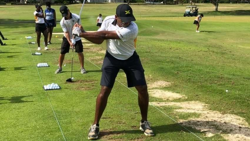 William Knibbs Cops First National Senior Golf Championship