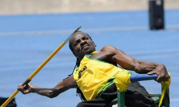 Digicel Re-signs Paralympic gold medalist, Alphanso Cunningham