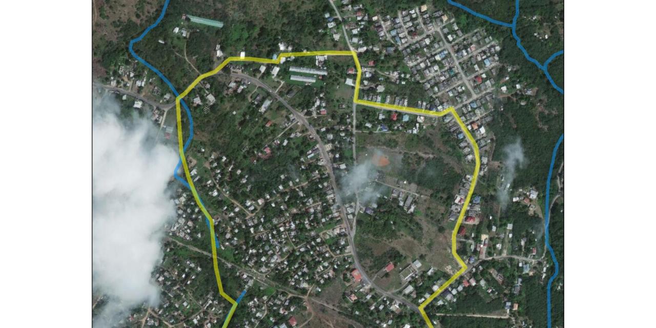 Gov't Quarantines Community of Sandy Bay in Clarendon