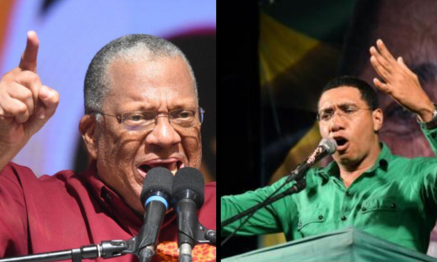 NNN/Bluedot Poll: JLP Leads PNP by 18%