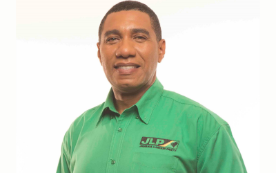 VOTE 2020: On St. Catherine Tour, Holness Urges Residents to Vote on Election Day