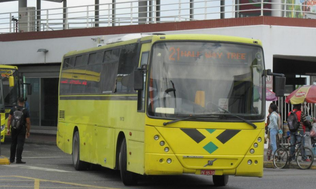 JUTC Tells Riders Along Certain Routes to Brace for Longer Wait Times Due to Heavy Rains