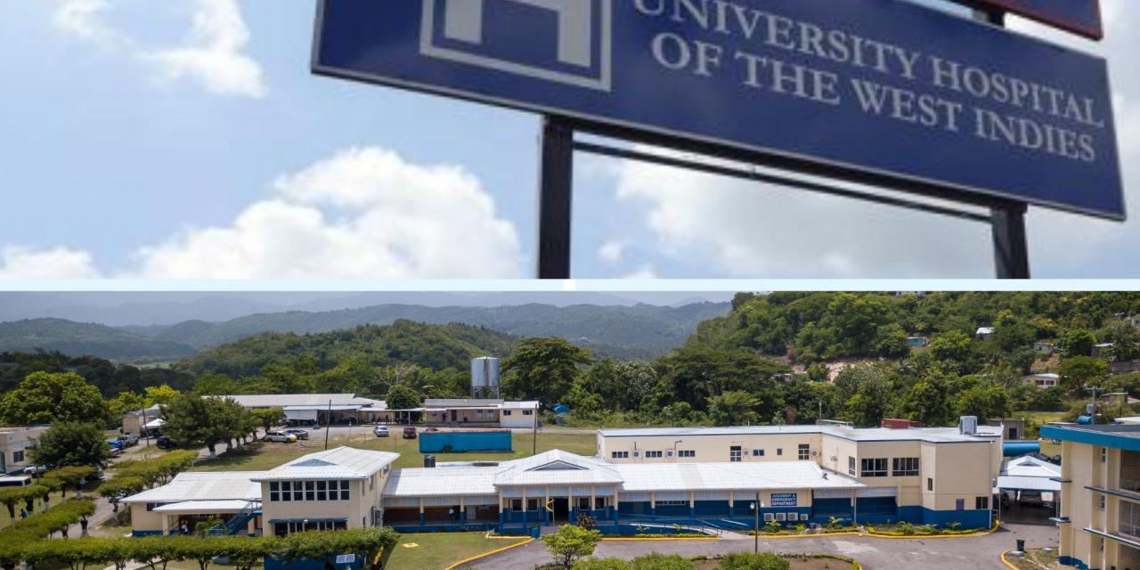 UWI, Princess Margaret Hospitals Reach COVID-19 Capacity