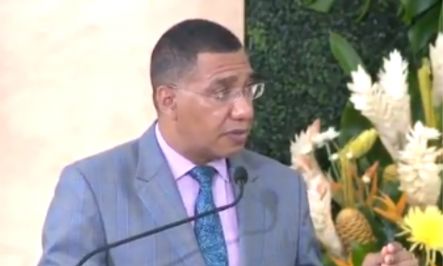 Jamaica Can Respond to Certain Economic Shocks Without Borrowing – Prime Minister Andrew Holness