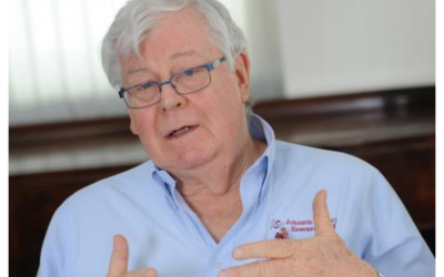 Voter Apathy and COVID-19 Could Lead to Low Voter Turnout – Pollster Bill Johnson