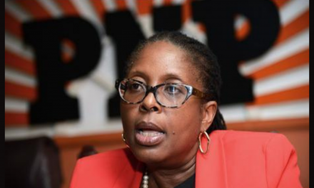 Brown-Burke Surprised by Paulwell's Intention to Run for PNP Chairman