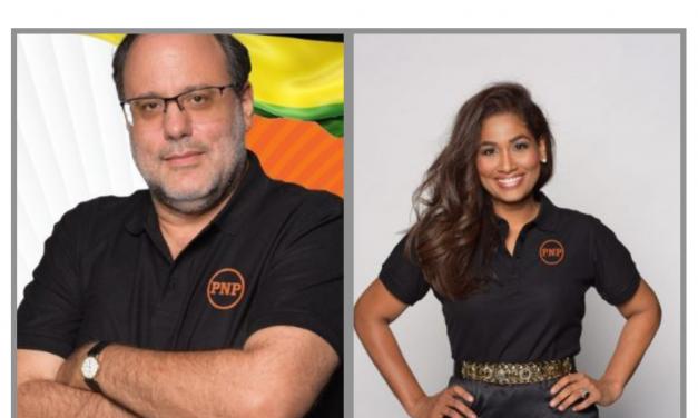 "Political Commentator: Mark Golding ""Far More Suitable"" for PNP President than Lisa Hanna"