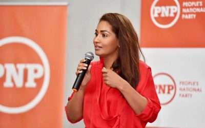 Lisa Hanna Challenges NWU Delegates List Ahead of PNP Presidential Election