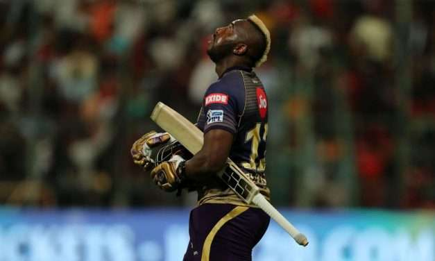Knight Riders Suffer Fourth IPL Defeat