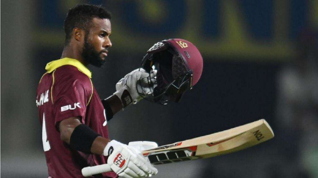 Underperforming Shai Hope Dropped For West Indies Tour of New Zealand
