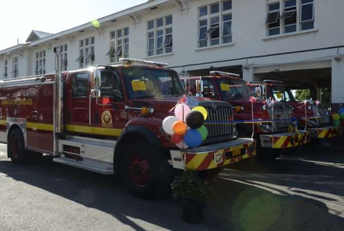 Integrity Commission Probes Multi-billion-dollar Fire Trucks Contract