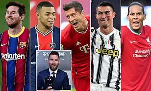 Liverpool Players Lead FIFA's Best Player Shortlist