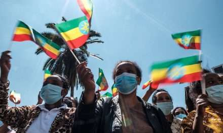Ethiopia Tells International Community to Refrain from 'Unwelcome & Unlawful' Interference