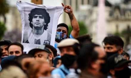Diego Maradona: Huge Crowds Bid Farewell as Argentina Grieves