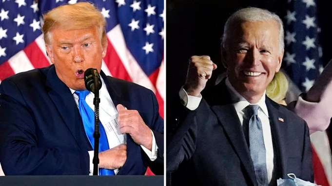US Elections: Biden Leading in Georgia, Trump Alleges Voter Fraud Without Providing Proof
