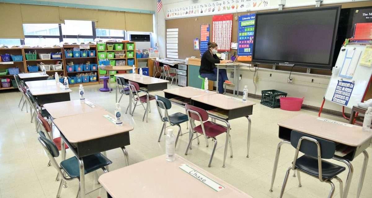 New York Schools Close Over Surge of Coronavirus Cases
