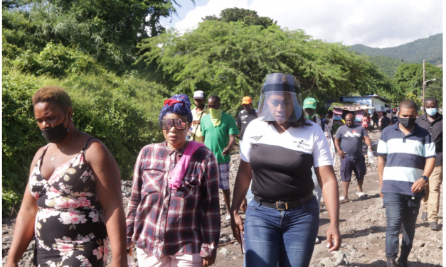 Gordon Town Road Rehabilitation Plans Far Advanced, MP Says