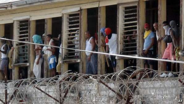 Caribbean Incarceration Rate Among the Highest in the World – IDB