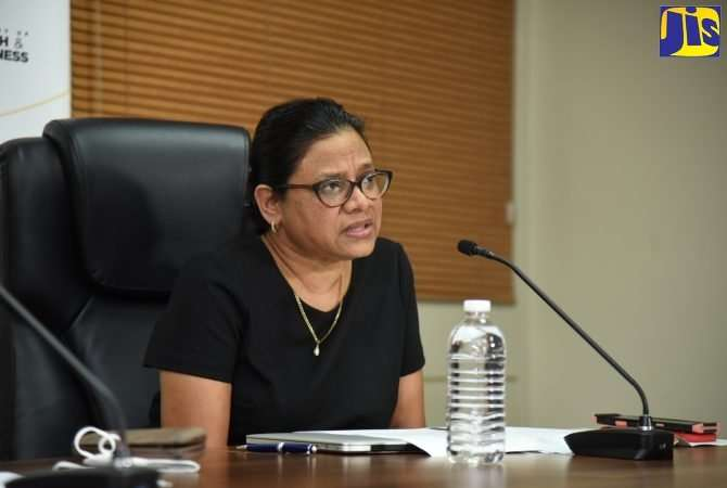 Health Ministry says Jamaica's Key Covid-19 Indicators are Trending in the Right Direction