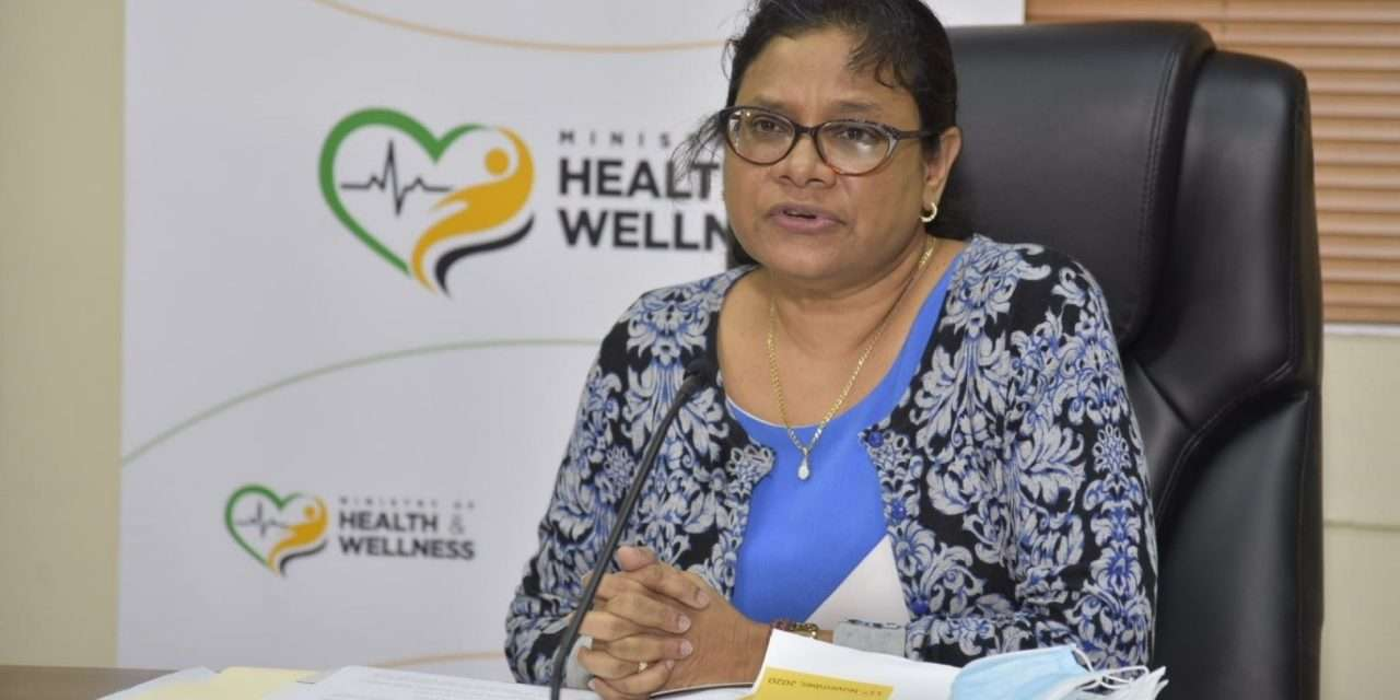 Chief Medical Officer Puts Country on Alert for Surge in COVID-19 Cases