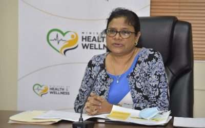 Health Ministry Warns of Uptick in COVID-19 Cases