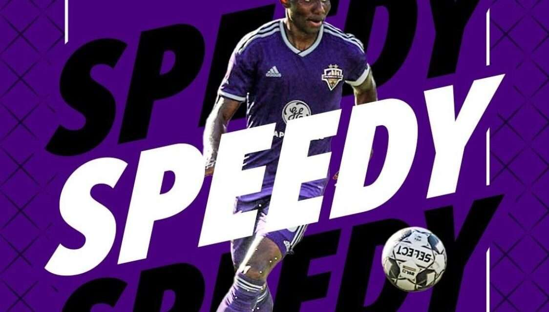 'Speedy' Departs Louisville City FC