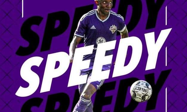'Speedy' Departs Louisville City FC